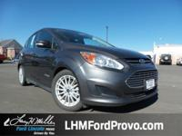 Boasts 37 Highway MPG and 42 City MPG! This Ford C-Max