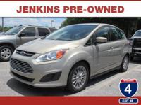 Low Miles! This 2016 Ford C-Max Hybrid SE will sell
