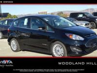 Options:  2016 Ford C-Max Hybrid Sel Wagon 4D|Power
