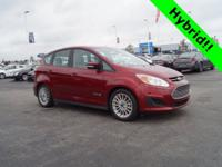 Ruby Red Metallic Tinted Clearcoat 2016 Ford C-Max