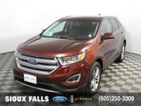 *This is a Ford Certified Pre-Owned 2016 Ford Edge.
