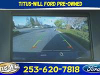 Too Good To Be Blue Metallic 2016 Ford Edge SE FWD