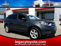 CARFAX One-Owner. Clean CARFAX. Edge SE, 4D Sport