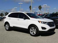 The all new 2016 Ford Edge is taking crossovers to a