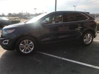 2016 FORD EDGE SEL WITH ALL WHEEL DRIVE, HEATED