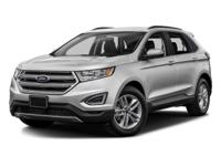 Options:  2016 Ford Edge Sel|Gray/|V4 2.0 L