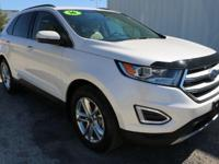2016 Ford Edge SEL   Reed Automotive Group is guided by