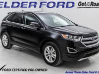 Just Reduced! Certified. Clean CARFAX. 2016 Ford Edge