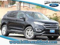 Options:  2016 Ford Edge Sel 4D Sport Utility|Equipment