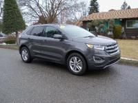 Options:  2016 Ford Edge Sel Awd|Charcoal|15459