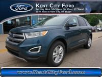 Options:  2016 Ford Edge Sel|Awd Sel 4Dr Suv|This 2016