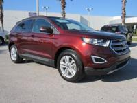 Feel at ease with this impeccable 2016 Ford Edge. Tire