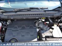 2016 Ford Edge SEL Shadow Black 3.5L V6 Ti-VCT Clean