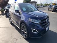 Introducing the 2016 Ford Edge! Performance, ride, and
