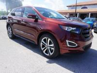 2016 Ford Edge Sport  Awards:   * 2016 KBB.com Brand