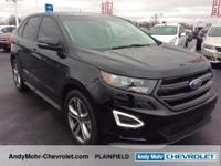 Ford Edge  Clean CARFAX. CARFAX One-Owner.  **Moonroof