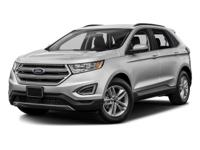 Ford's Amazing Edge Titanium Edition AWD,