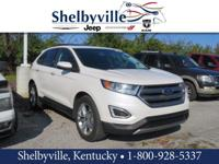 CARFAX One-Owner. Clean CARFAX. 2016 Ford Edge Titanium