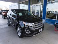 One Owner Clean Carfax AWD SUV with Push Start