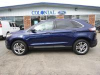 2016 Ford Edge Titanium All Wheel Drive!! One Owner!!