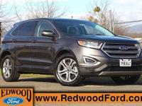 2016 Ford Edge Titanium. AWD. Turbo! Don't let the