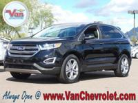Clean CARFAX. CARFAX One-Owner. AWD.  2016 Ford Edge