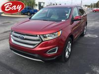 This 2016 Ford Edge Titanium is offered to you for sale