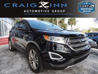 New Arrival! CarFax 1-Owner, This 2016 Ford Edge