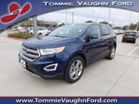 On sale! 2016 Ford Edge offered by Tommie Vaughn Ford
