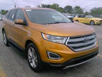 You'll be hard pressed to find a cleaner 2016 Ford Edge
