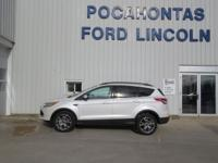 This ONE OWNER Certified Pre-Owned 2016 Escape SE AWD