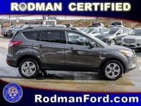***FORD CERTIFIED***LEATHER***POWER LIFTGATE***