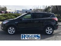 What a nice clean Ford Escape this is! The SE model is