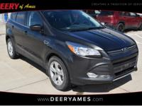 New Price! Ingot Silver 2016 Ford Escape SE 4WD 6-Speed