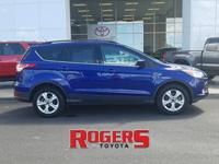 If you've been looking for a Ford Escape small 4X4 SUV,
