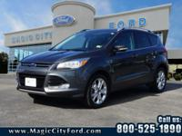 Get ready to go for a ride in this 2016 Ford Escape