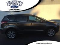 New Price! Magnetic 2016 Ford Escape Titanium 4WD