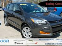 New Price! Ford Escape Duratec 2.5L I4 CARFAX