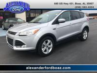 2016 Ford Escape SE FWD. +++ Carfax One Owner Vehicle