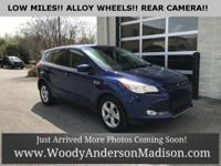 Clean CARFAX. Power driver seat, Remote keyless entry,
