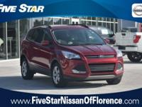 2016 Ford Escape SE Ruby Red Metallic Tinted Clearcoat