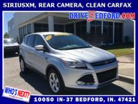 **CLEAN CARFAX, **REAR CAMERA, **SYNC / BLUETOOTH,