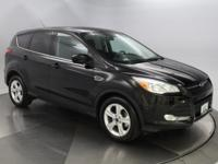 Recent Arrival! 2016 Ford Escape SE Black CARFAX