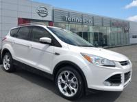 CARFAX One-Owner. Certified. 2016 Ford Escape Titanium
