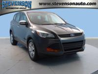 Come see this 2016 Ford Escape S. Its Automatic