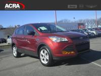 Ford Escape, options include:  Fog Lights,  Electronic