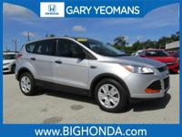 CARFAX 1-Owner, ONLY 12,311 Miles! EPA 31 MPG Hwy/22