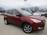 Ford Escape Ruby Red Metallic Tinted Clearcoat SE 2016