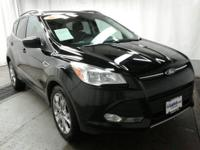 Scores 29 Highway MPG and 22 City MPG! This Ford Escape