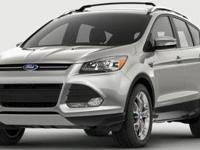 Options:  Pre-Owned 2016 Ford Escape Se|White